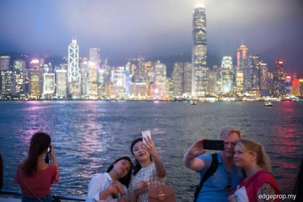 Crazy rich Asians buy HK car park space that costs five classic cars