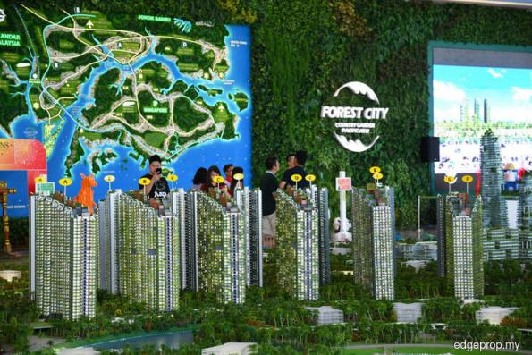 Zuraida: Looking into reduced Forest City foreign ownership