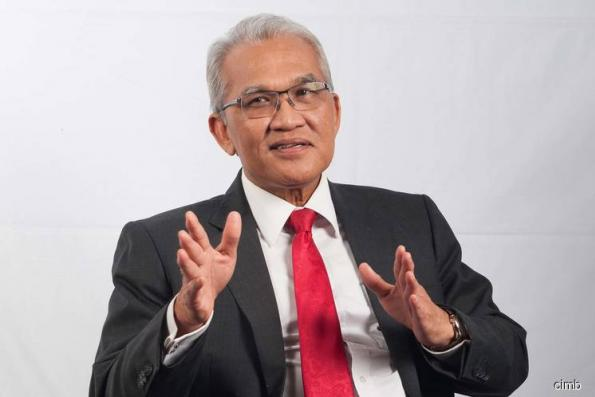 Media Prima chairman Mohd Nasir named as new CIMB Group chairman