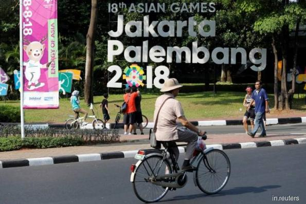From cloud seeding to vehicle curbs, Indonesia fights pollution ahead of Asian Games