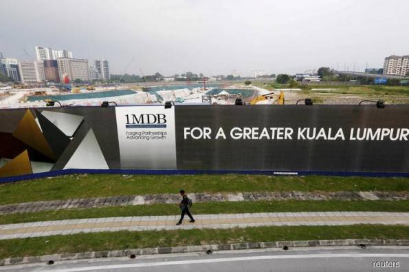 Ex-Goldman banker is said in plea talks over 1MDB scandal: WSJ