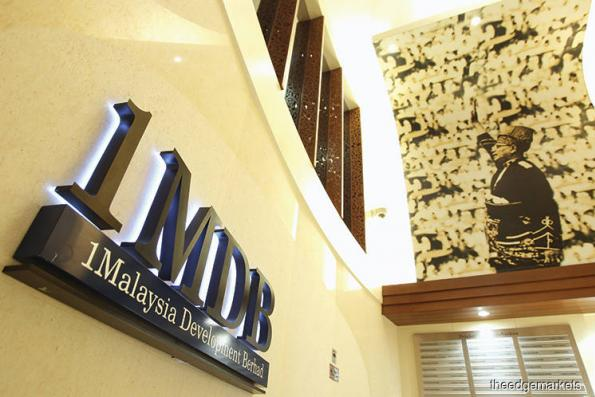 The 1MDB cover-up