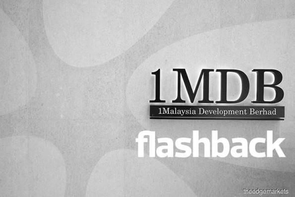A 1MDB flashback