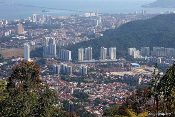 Penang residential overhang more than doubles in 2017