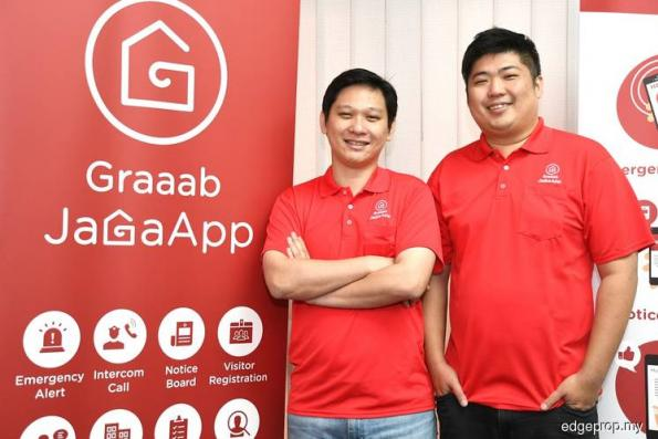 Graaab JagaApp developer plans listing on LEAP market