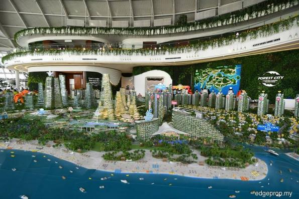 Forest City: Johor MB says inaccurate information led to misunderstanding on project