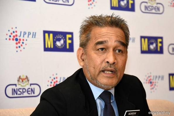 Unsold Property Enquiry System Malaysia launched