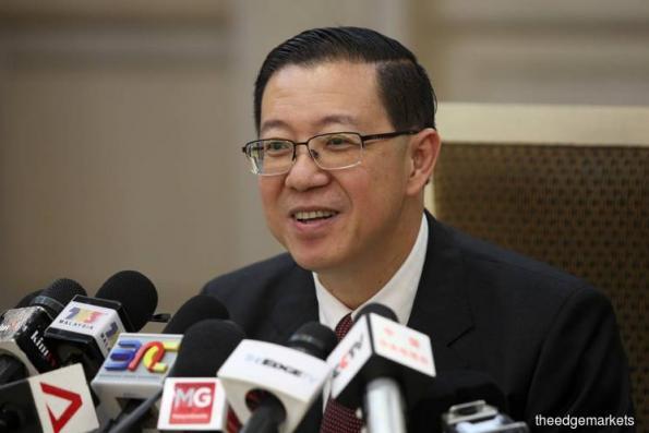 Guan Eng confirms national debts at over RM1 trillion