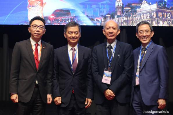 Malaysia's Chinese businesses urged to step up collaboration with Singapore