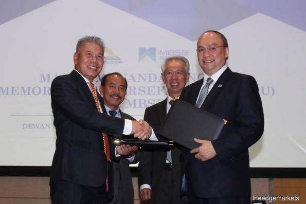 Malaysia's Public Sector Home Financing Board, MBSB Bank to provide joint loans