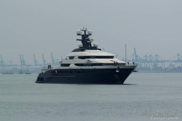 Najib not keen on sale of yacht, says should focus on IPIC settlement