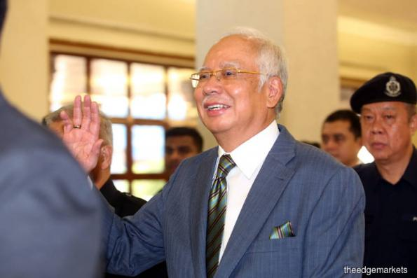 Najib asks High Court to cite contempt for those flaunting gag order