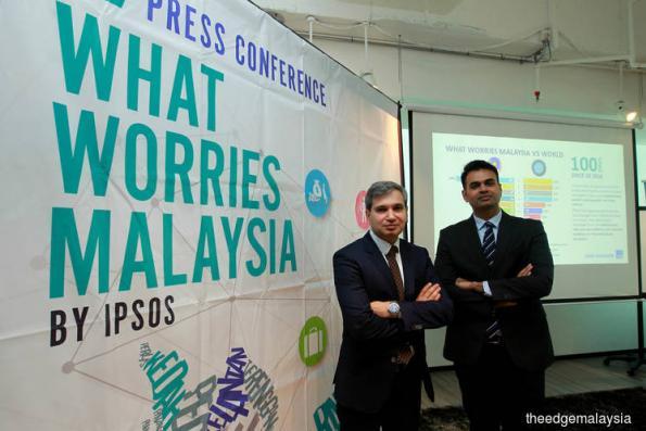 Corruption is Malaysians' top concern — survey