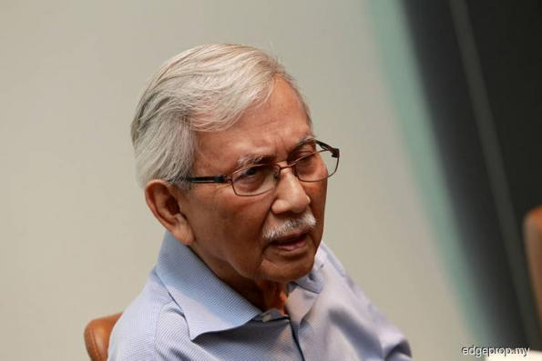 Tun Daim met with TTDI RA today, said sources