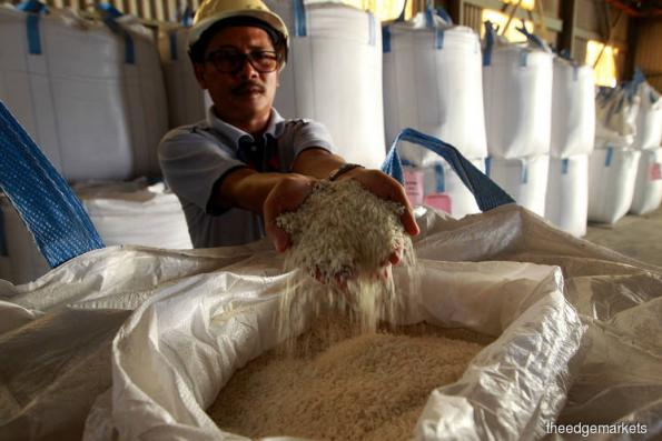 Bernas dismisses allegations it is short-changing paddy farmers