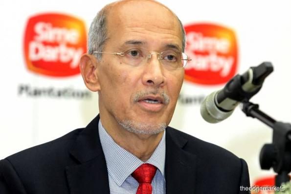Sime Darby Plantation sees CPO ASP at RM2,500 a tonne till year-end