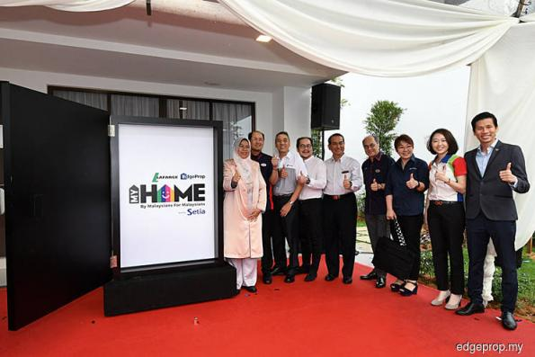 Home co-created by Malaysians for Malaysians unveiled