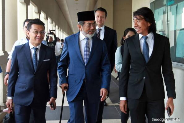 Musa Aman's lawyers still waiting for full documents from prosecutors