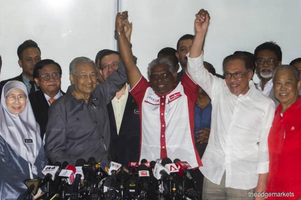 DAP's Manogaran to contest in Cameron Highlands by-election, says Dr M