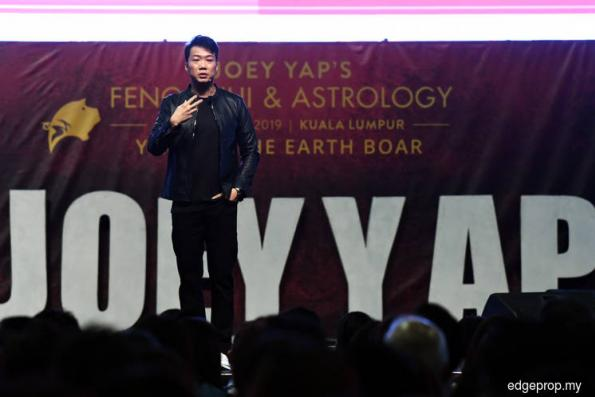 Joey Yap: Improve your knowledge and skills while waiting for opportunity to arise
