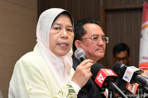Govt RTO homes can only be resold to KPKT