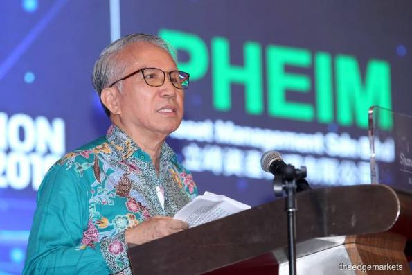 Pheim aims to deliver 8-12% returns in 5 years