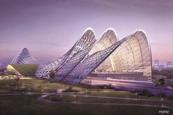 Winning bid for KL-Singapore HSR likely revealed in 1Q18