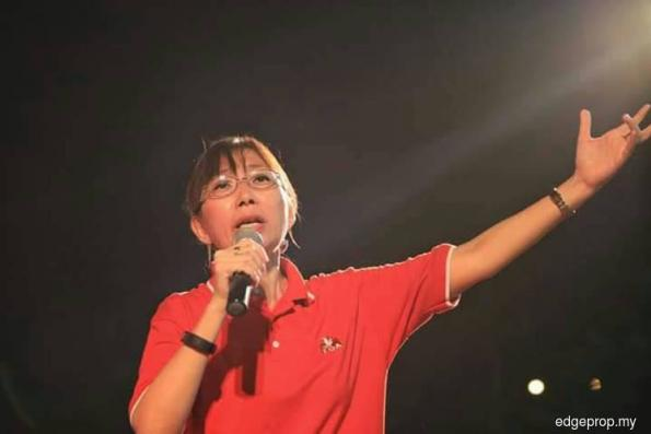 Teresa Kok dismisses report over FT ministership