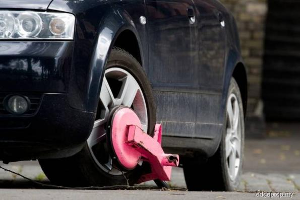 No more wheel-clamping in KL?