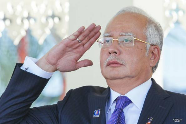 Najib: 'Great Wall of China in Kuantan' issue slander by PH