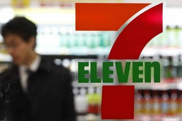 7-Eleven 2Q profit up 29% on better gross margin