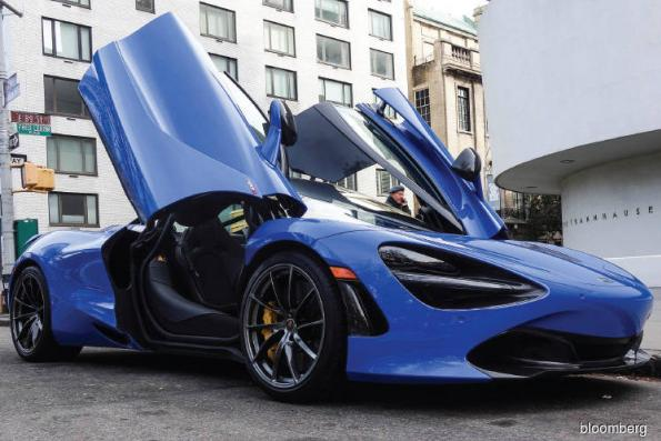 Cars: We won't follow Ferrari, Corvette into the electric future — McLaren