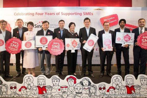 DBS and Singtel to help SMEs digitalise business