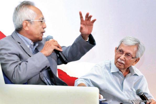 Daim denies wanting control of Media Prima