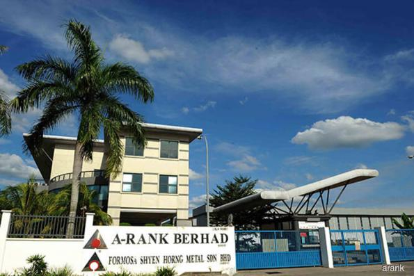 A-Rank to venture into property development, plans two-for-five bonus issue