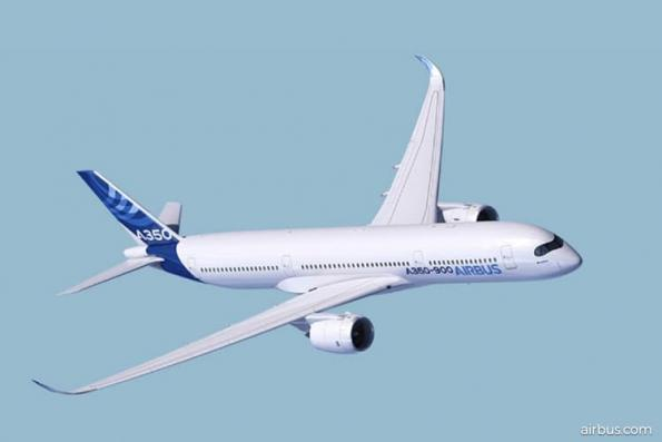 MAB receives its sixth and final A350-900 aircraft