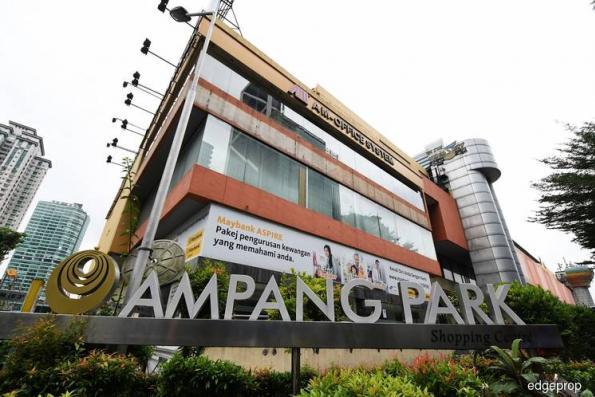 So long, farewell: Ampang Park shuts down
