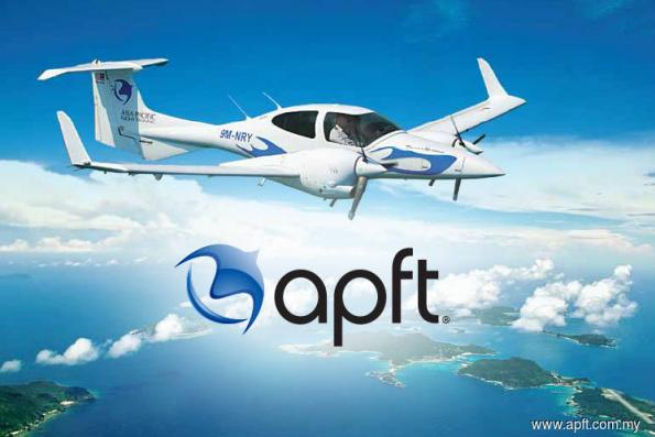 APFT chairman resigns