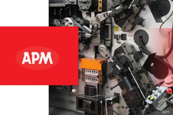 APM Automotive 1Q net profit jumps 54% on higher margin