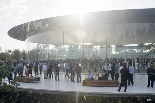 This is the problem with Apple's new California headquarters