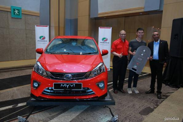 Perodua's sales up 25% in January, eyes RM5b parts purchase in 2018