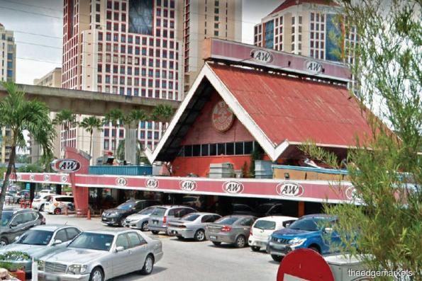 KUB awaits MBPJ nod for A&W Petaling Jaya redevelopment plan