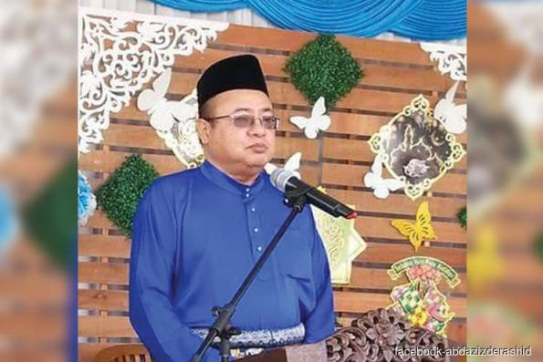 Abdul Aziz is acting Jeli UMNO leader