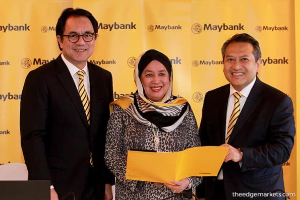 Maybank 4Q profit up 9.1% to RM2.33b, proposes 32 sen dividend