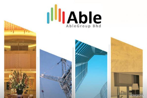 AbleGroup gets 13 sen a share takeover offer from MD