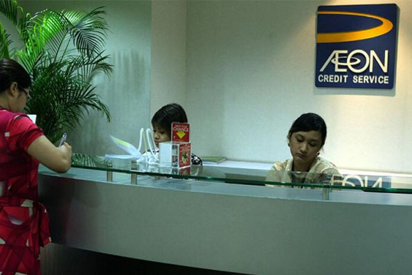 Aeon Credit 1Q net profit jumps 31% on increased financing receivables