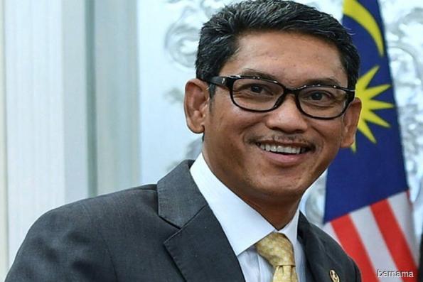 Perak MB now a 'Datuk Seri'