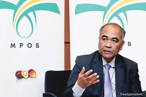 MPOB sceptical about 2020 palm oil yield target