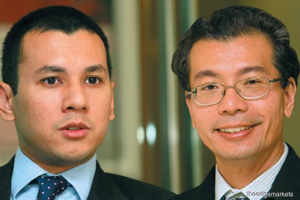 Ahmad Zulqarnain, Tengku Azmil appointed deputy MDs of Khazanah