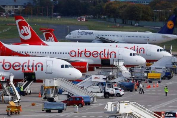 Air Berlin plane grounded in Iceland over unpaid charges